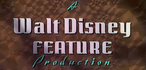 """""""Walt Disney Pictures Presents"""" <3"""