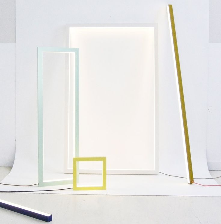 Composition Light is a project recently completed by Canadian born designer Miya Kondo. The collection is comprised of a series of light sculptures that vary in size and colour. Used in combination, the objects can create different effects. Depending on the position of the elements and their relation to each other, the quality of light is modified and the ambiance of the space altered.