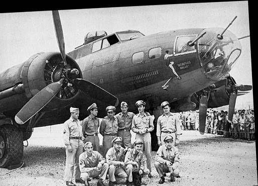 The Memphis Belle Crew