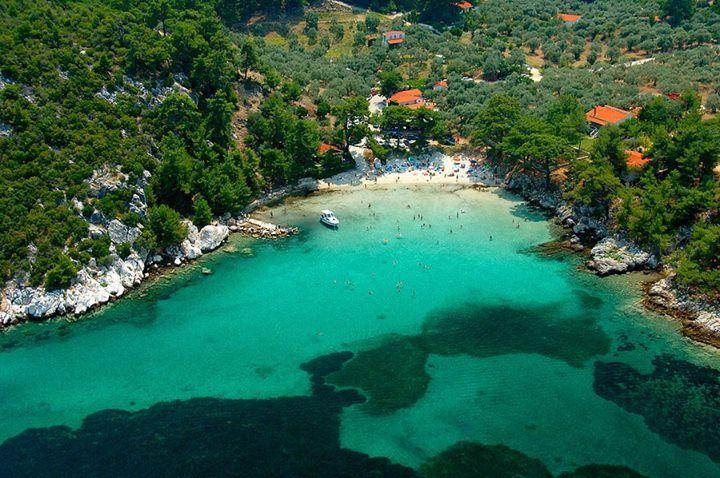 Glyfoneri, Thassos, Greece