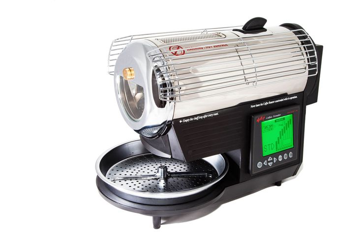 Hottop KN-8828P-2K - The Roast Rebels - Kaffee selber rösten