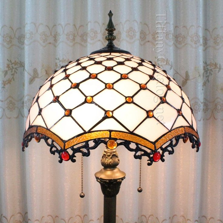 Cheap floor lamp, Buy Quality style floor lamp directly from China floor lamps living room Suppliers: European Mediterranean Tiffany style floor lamp living room bedroom study landing lamp