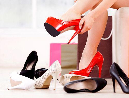 Buty na wesele - przegląd, szpilki