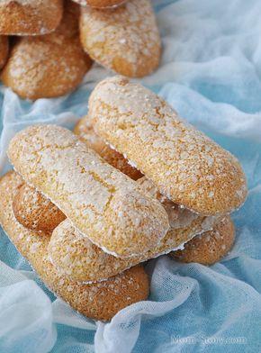 Печенье савоярди - Mom Story