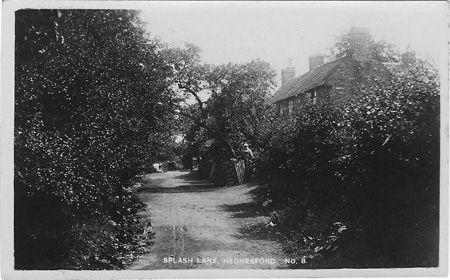 Splash Lane Hednesford