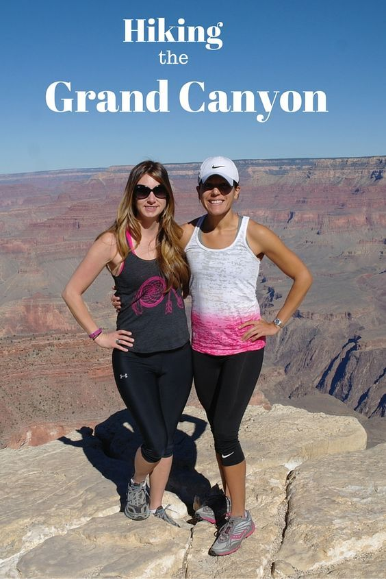 Hiking the Grand Canyon. Bright Angel Trail. #Grandcanyon #brightangeltrail