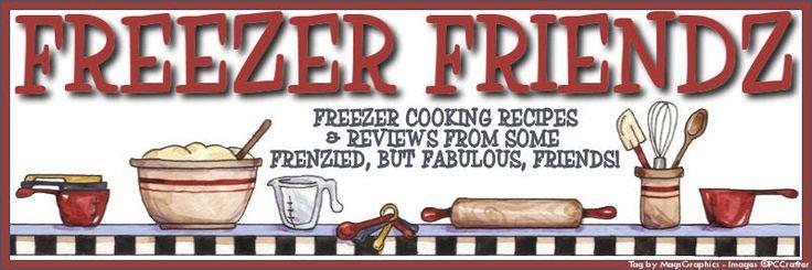 Freezer Dinner Recipes