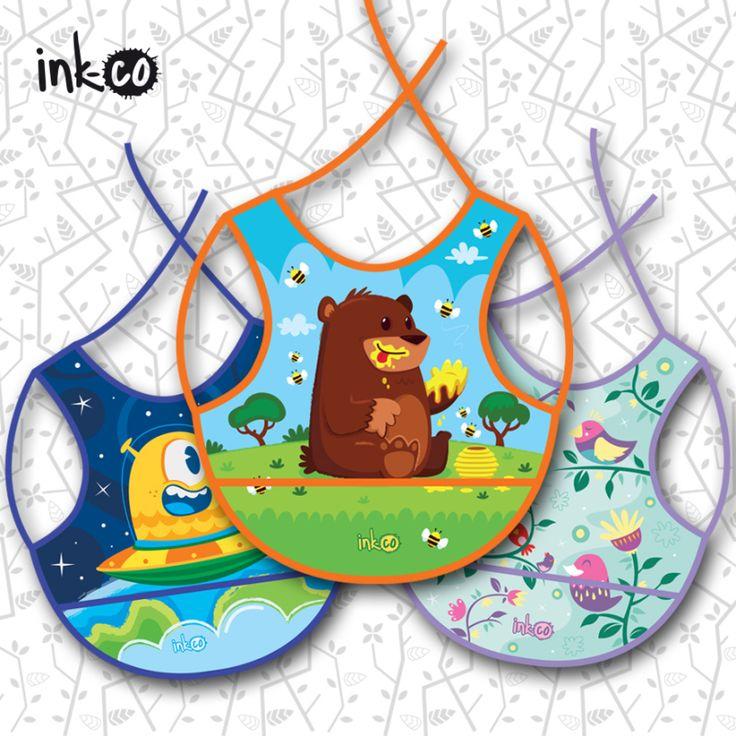 BABEROS DE COMER www.ink-co.com.ar