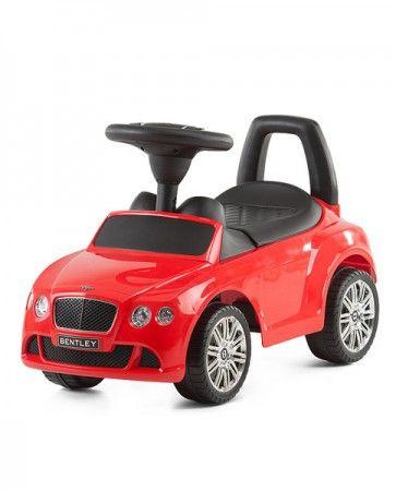 Chipolino Bentley bébitaxi white, kényelmes, játéktárolós, könnyen…