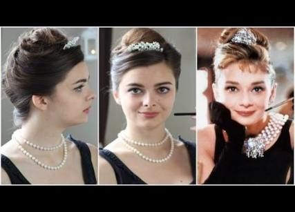 Breakfast at tiffanys hair tutorial youtube 56 ideas for 2019