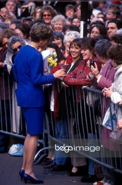 April 16 1991 Diana opened the Sedgemoor Splash Indoor Swimming Pool Complex Bridgewater, Somerset Diana visited the Six Acres Day Centre for Adults with learning disabilities, Roman Road, Taunton, Somerset  Diana visited the Richard Huish Sixth Form College, South Road, Taunton in Somerset