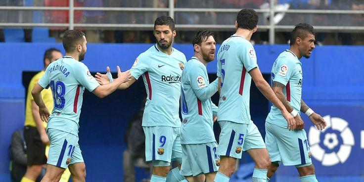 Hasil Pertandingan Eibar vs Barcelona: Skor 0-2 http://bit.ly/2odO3ZH  Jangan Lupa Follow Instagram kami ( Indonesia 24 News ) untuk mendapatkan berita terupdate dan sumber terpercaya.  #beritaolahraga #hasilpertandingan #eibar #barcelona #idn24news  Afliasi : #goldenbet899.com #goldentoto899.com #idn24news.com
