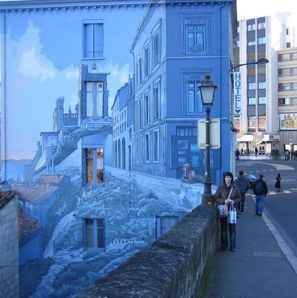 30 Extraordinary Graffiti and Wall Paintings. Street art 000Urban Art, Graffiti, Wall Murals, Art Piece, Street Art, Wall Painting, 3D Art, Awesome Murals, Streetart