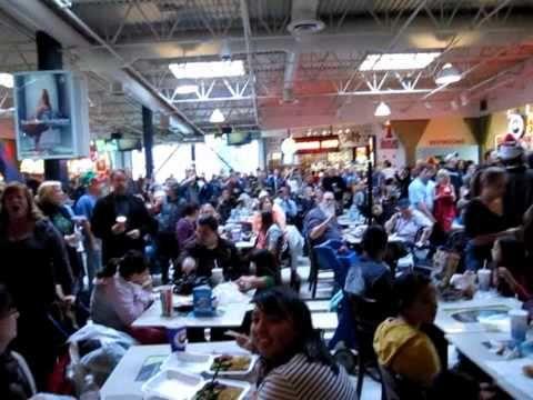 Spotsylvania Towne Center Food Court