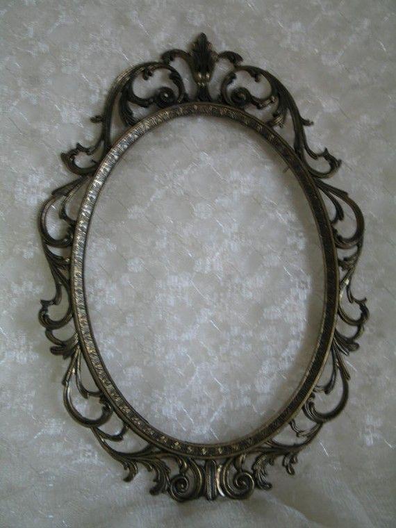 Victorian frame - Jason Giordano