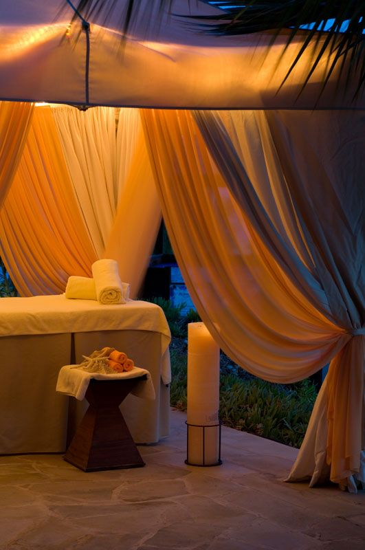 20 Best Images About Outdoor Spa Tent On Pinterest