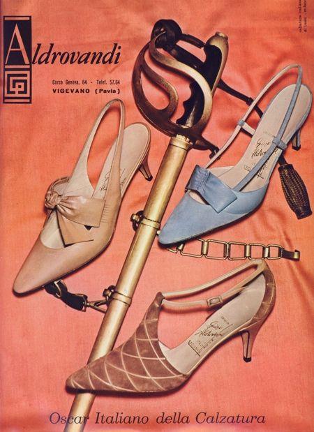 1965 | ALDROVANDI | Vigevano