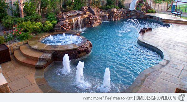 100 Pool Ideas To Take The Plunge Design
