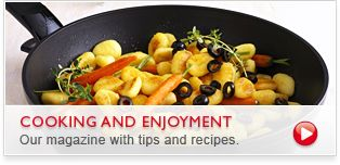 Cooking and enjoyment