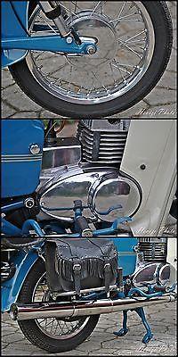 MZ ES 250/2 Trophy restauriert, Sammlerstück,