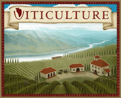 In Viticulture, the players find themselves in the roles of people in rustic, pre-modern Tuscany who have inherited meager vineyards. They each have a dream of being the first to call their winery a true success. By building structures, planting vines (vine cards), and filling wine orders (wine order cards), players work towards the goal of running the most successful winery in Tuscany.