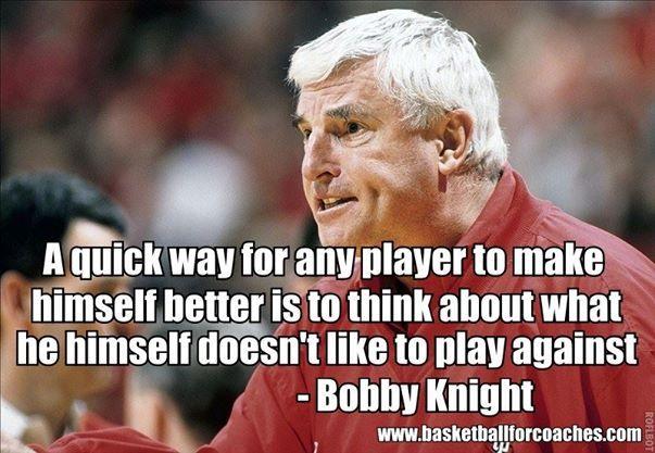 Bob Knight Quotes