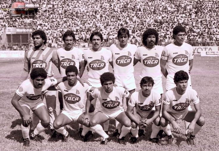 Alianza FC. 1986 - Equipo de Ensueno.