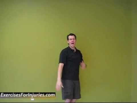 Posture Helps Shoulder Injury Scapular Exercises