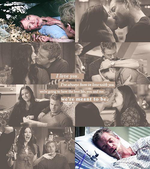 *Sobbing* i miss them so much! #slexie #GreysAnatomy