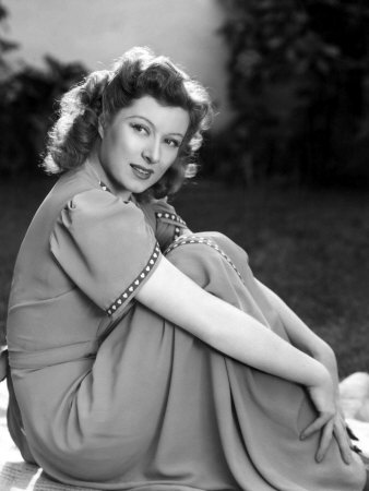 Greer Garson - I think she is one of the most beautiful women to ever grace the silver screen.