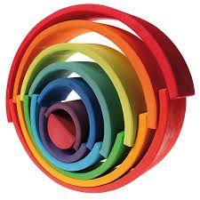 Resultado de imagen de arco iris grimm