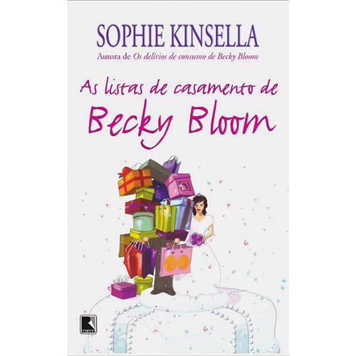 Livro - As Listas de Casamento de Becky Bloom - Edição Econômica