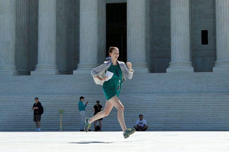 La sentenza della Corte Suprema Usa e la corsa della stagista