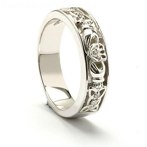 69 Best Irish Wedding Rings Images On Pinterest Irish