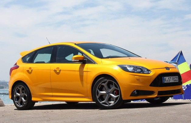 Nice 2013 Focus ST Write-up!  What kills me is it only costs as much as my Focus Titanium....had I only waited!