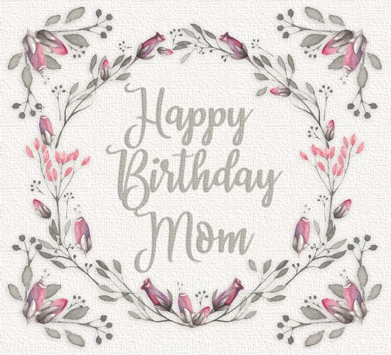 Say Happybirthday With Wreath Of Special Birthdaywishes Using This Ecard Free Cards Greetings Wishes