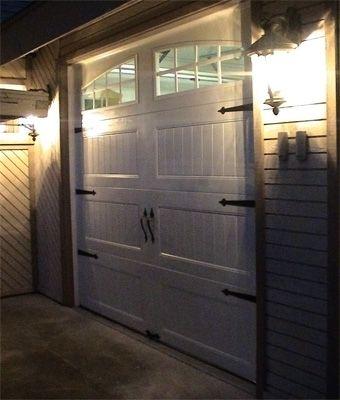 50 Best Faux Carriage Garage Door Images On Pinterest