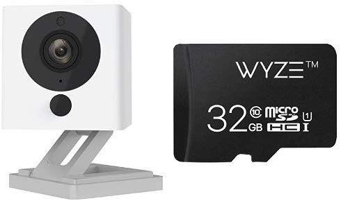 Amazon com : Wyze Cam v2 1080p Indoor Smart Home Camera with