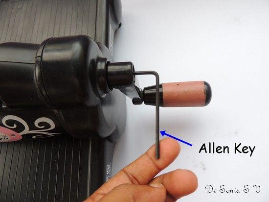 Tips to use Big Shot and Repair