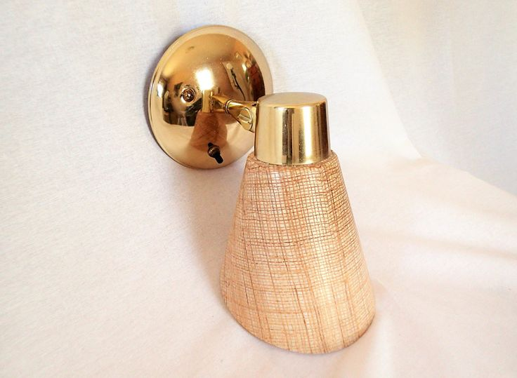 Unique Replacement Globes For Bathroom Light Fixtures: 85 Best Vintage Lamps And Lighting Images On Pinterest