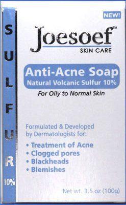 Amazon.com: Sulfur Soap for Acne Pharmaceutical Grade ...