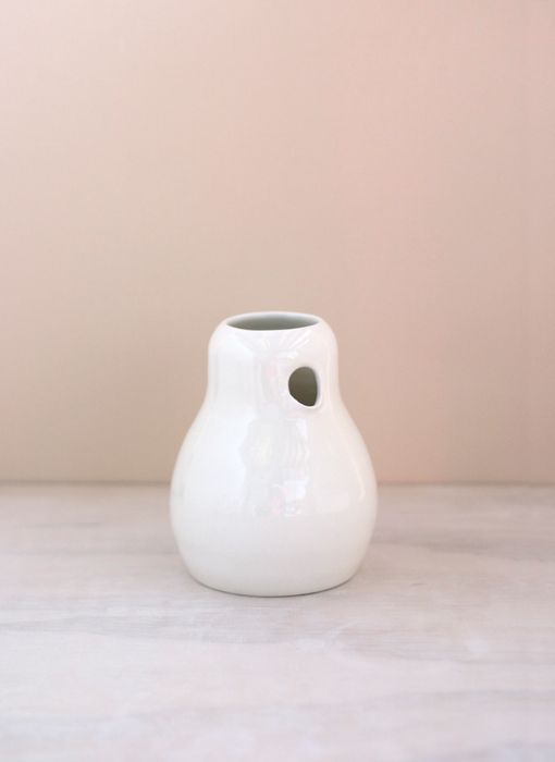 Porcelain Pitcher // Taus Ceramic