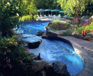 621 best images about crazy pools on pinterest luxury for Pool design 974