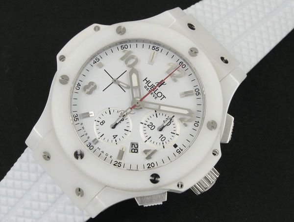 #watches HUBLOT watches Hublot Big Bang Full Ceramic Ultimate Edition White Mens Watch