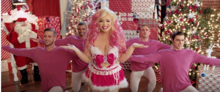 Merry Trishmas Music Video - Trisha Paytas