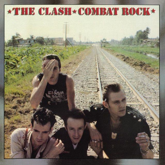 Clash, The - Combat Rock [LP] (180 Gram 2013 remaster)