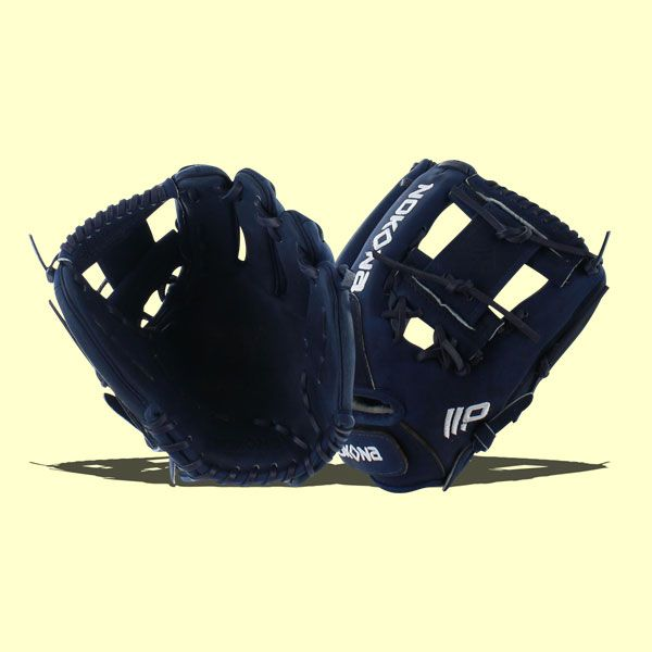 "The 2017 Nokona Cobalt 11.75"" Fastpitch Softball Glove (XFT-V1175) offers a limited edition design with an adjustable velcro wrist strap for a personalized fit no matter the player. Check out this model and other Nokona softball gloves today at JustBallGloves. Don't forget, we're here from click to catch!"