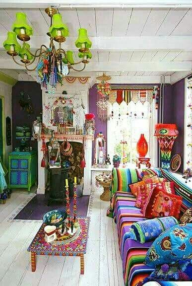 19 best bohemian living room style images on pinterest | bohemian