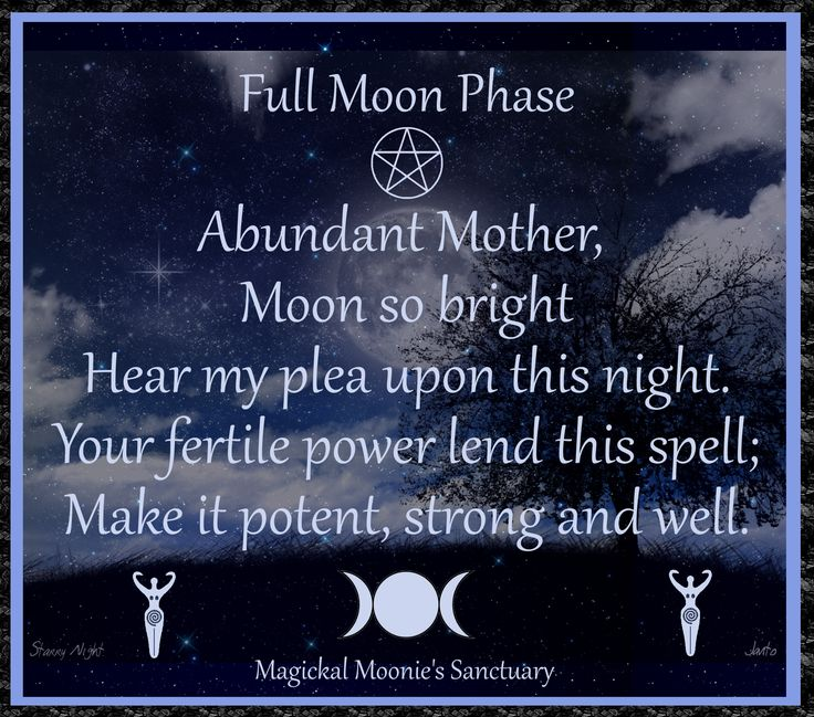 Full Moon Phase, Magickal Moonie's Sanctuary  *~<3*Jo*<3~*
