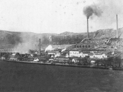 1853 - Rivoluzione industriale in Scozia
